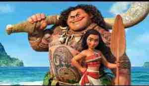 Video: Moana / Kids movie / Cartoon Movies / Disney Movie
